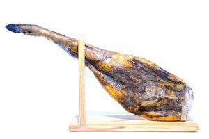 Importancia del jamonero para cortar el jamón ibérico