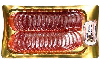 Merienda de jamón ibérico
