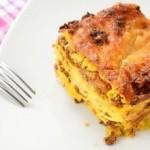 ¿Cómo hacer lasaña con jamón ibérico?