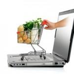 Comprar productos alimenticios por Internet