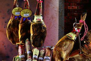 Consumo habitual de jamón ibérico
