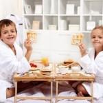 Empieza el día con un desayuno con ibéricos