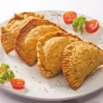 Empanadillas de jamón ibérico