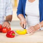 Durante la menopausia, una dieta equilibrada