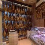 El auge de las tiendas de jamón ibérico