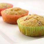 Muffins de jamón ibérico y cebolla
