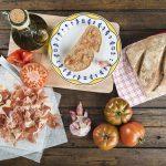 Vive el matrimonio perfecto entre el jamón ibérico de bellota y la dieta mediterránea