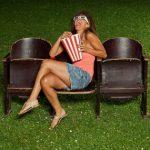 Cine de verano con jamón ibérico