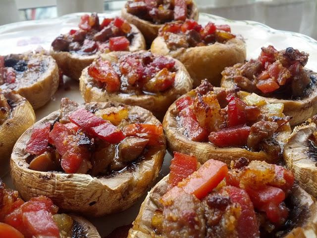 Un plato exquisito con el que disfrutaréis del jamón ibérico de bellota.