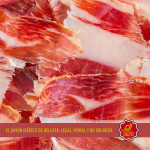 El jamón ibérico de bellota: legal, moral y no engorda